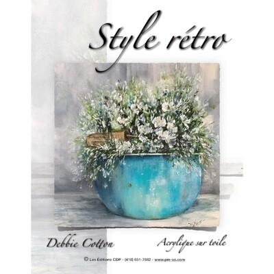 Style Rétro/D.Cotton