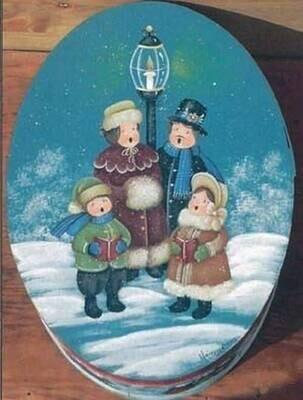Chanteurs de Noël/C.Mainguy