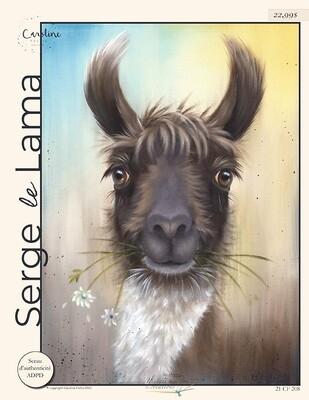 Serge le lama /C. Fellis