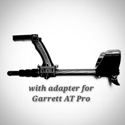 Universal Carbon telescopic rod for Garrett