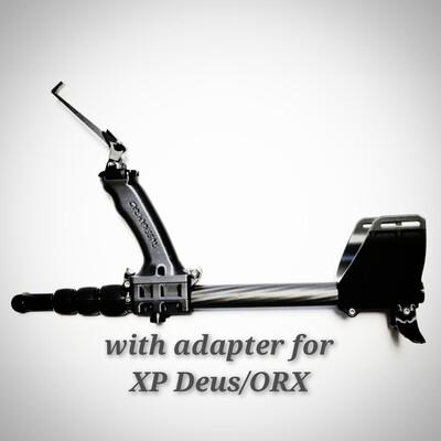Universal Carbon telescopic rod for XP Deus/ORX