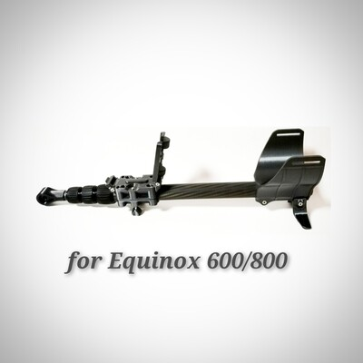Universal Carbon telescopic rod for Equinox 600/800