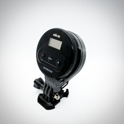 Adapter with speaker for WS4 XP Deus