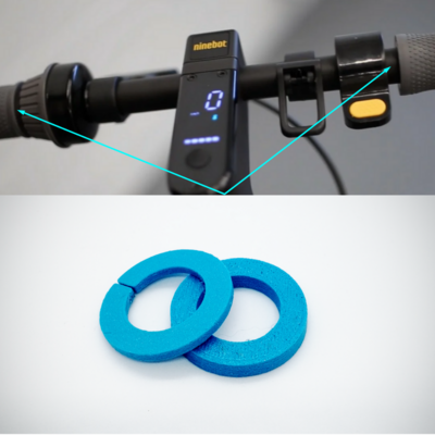 Rubber ring for handlebar Ninebot G30 / G30D / G30LE