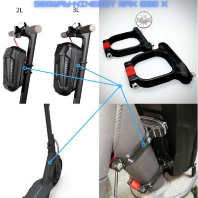 Universal bag bracket for Ninebot G30 / G30D / G30LE