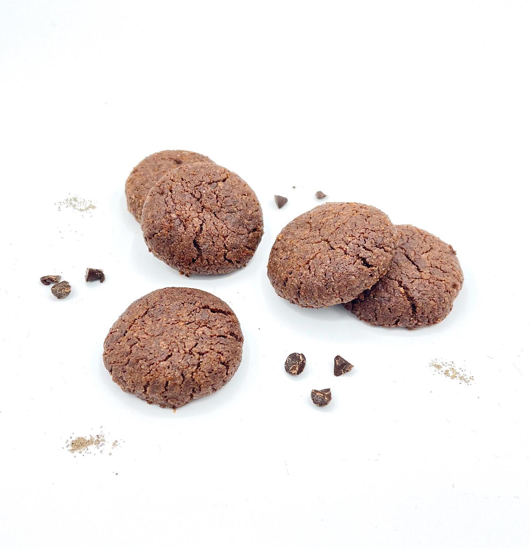 Frollìni Cioccolato Fondente e Cardamomo