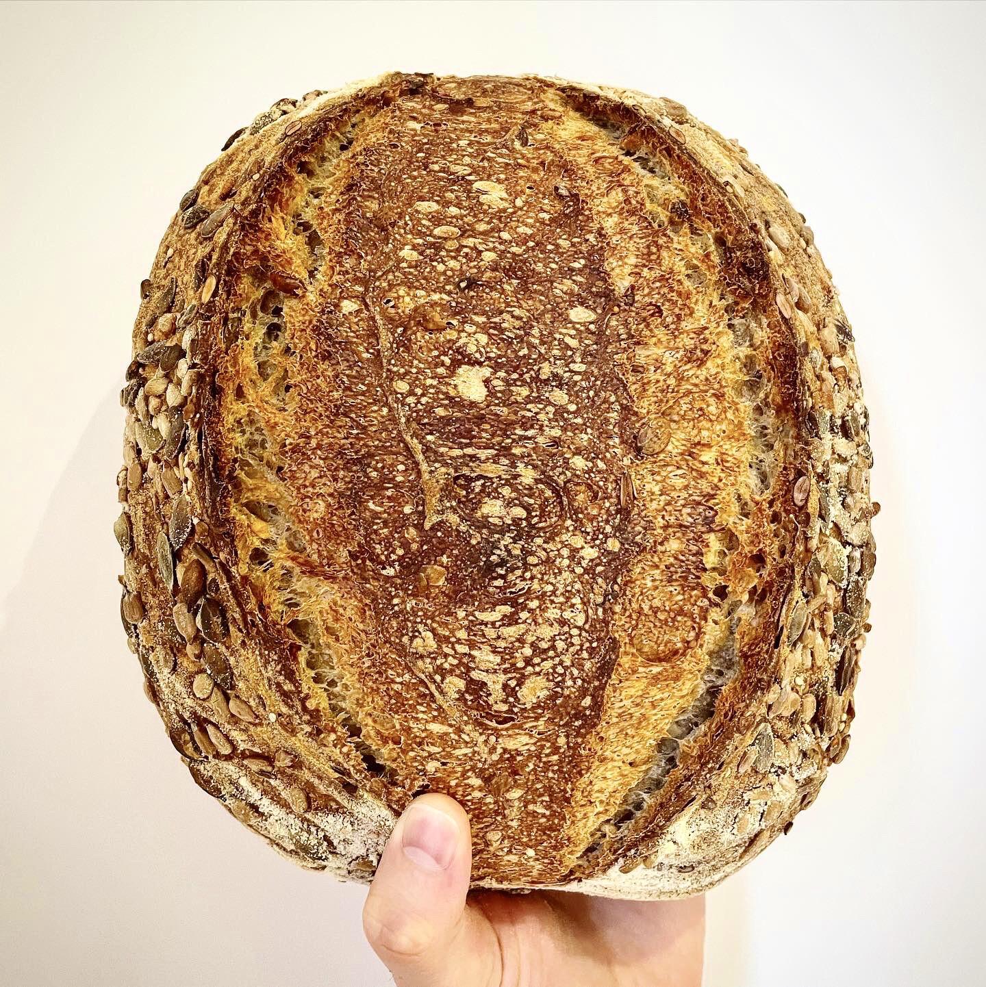 Pane ai Cinque Cereali e Semi