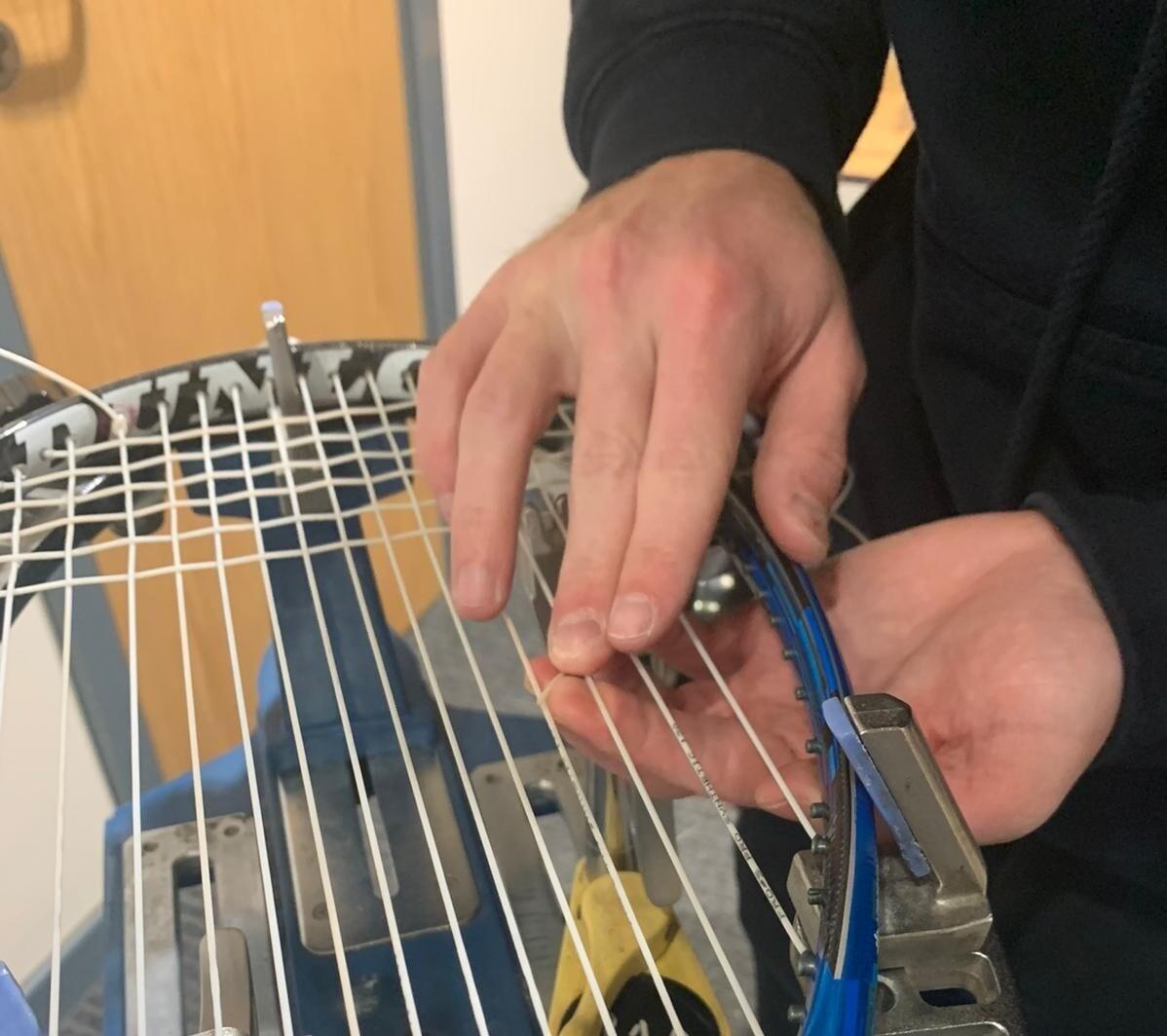 Tennis Racket Restring