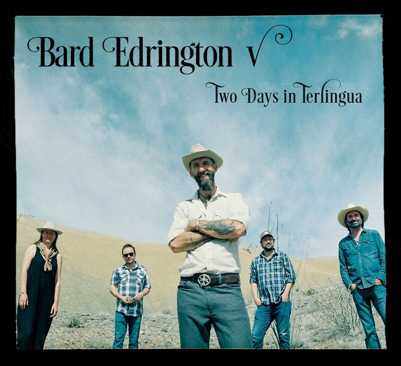 "Bard Edrington V ""Two Days in Terlingua"""