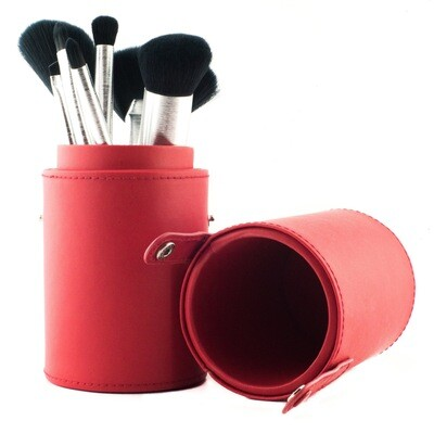 Mirabella Brush Essentials-Red