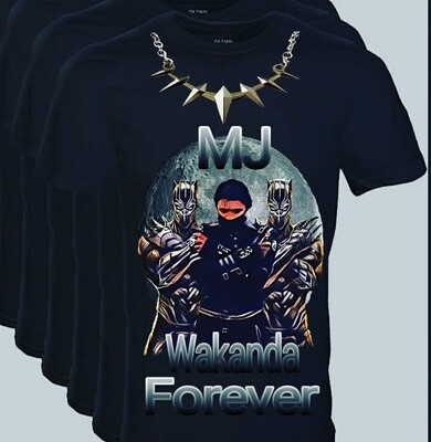 MJ Wakanda Forever