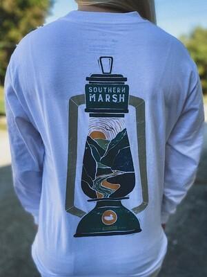 Southern Marsh White Lantern L/S