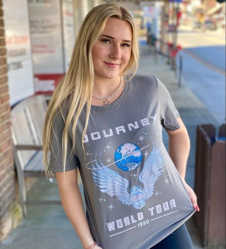 Journey World Tour Tee