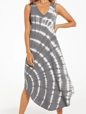 Reverie Tie-Dye Dress