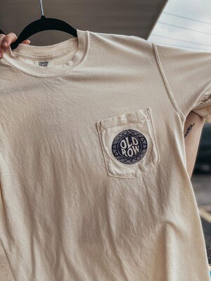 Old Row Ivory Nature Tee MS