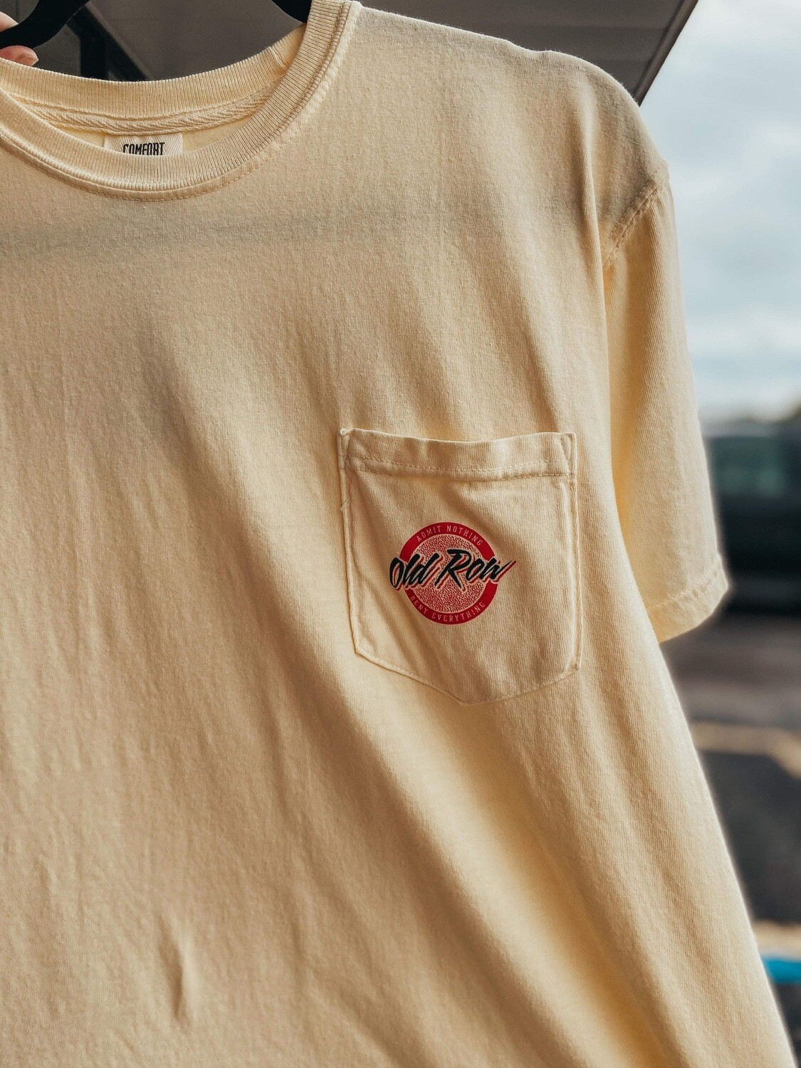 Old Row Spicy Shot Tee MS