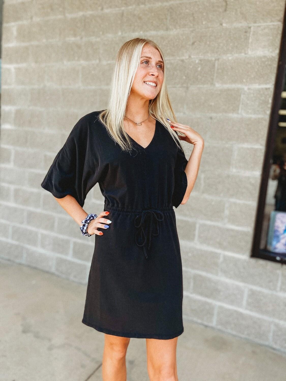 Z Supply Black Sydney Dress