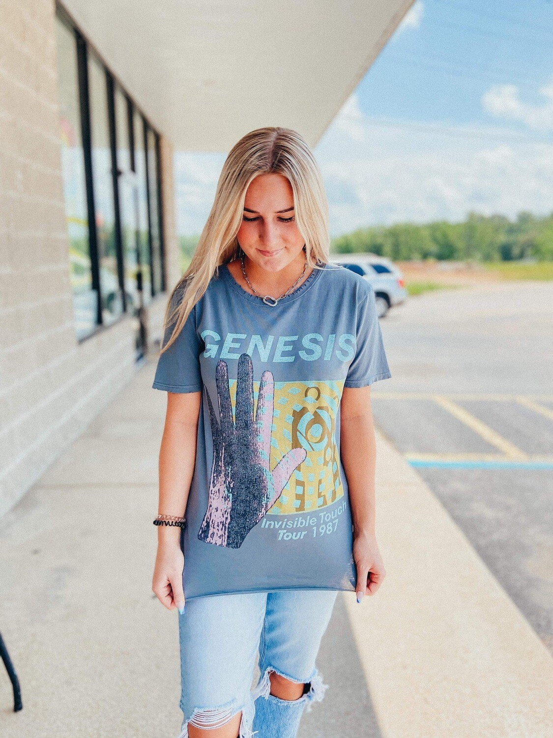 Genesis invisible Touch Tour Tee