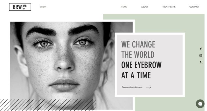Website Layout 1