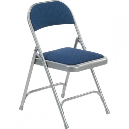 Blue Foldable Chairs