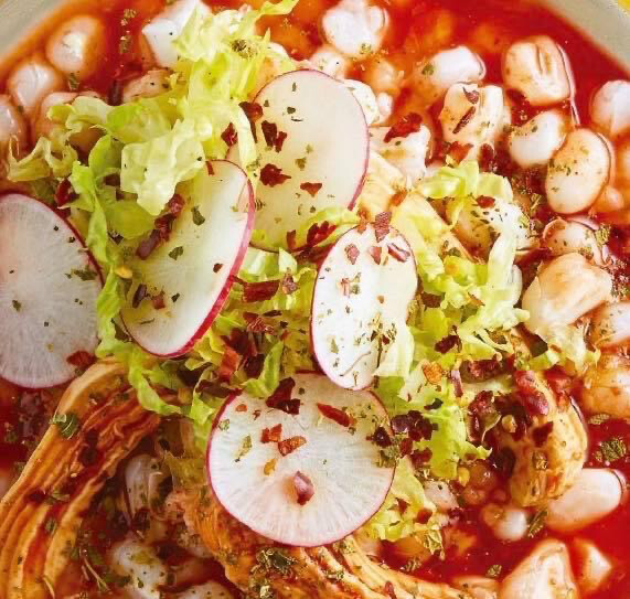 Traditional Mexican Pozole