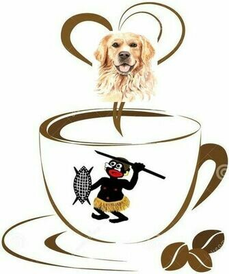 Spende für unsere Hunde / Kaffee Kasse