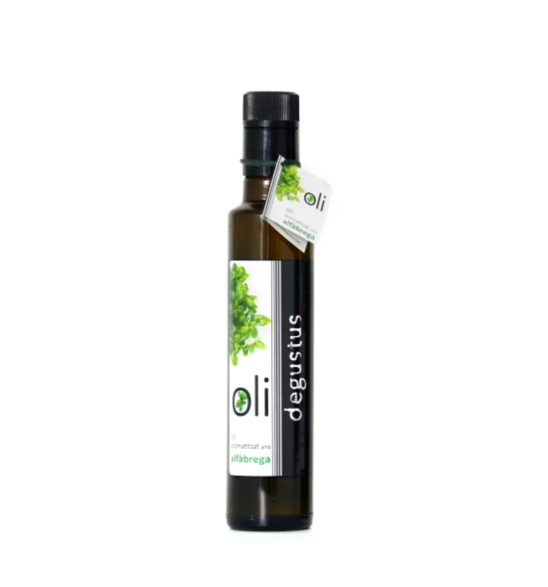 250ml Basil Extra Virgin Olive Oil
