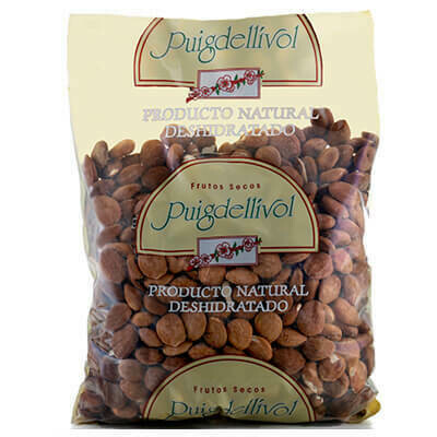 Dehydrated Marcona Almonds 1Kg