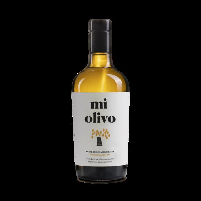 Mi Olivo Manzanota Extra Virgin Olive Oil 0,5L