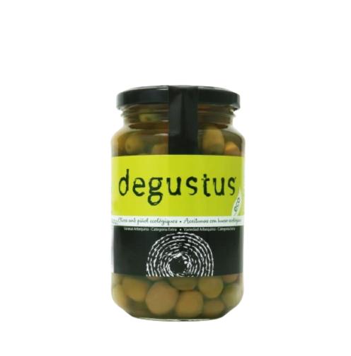 Arbequina Organic Olives 220 gr