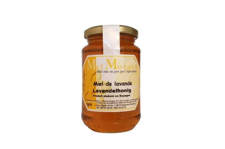 Lavender Honey 500gr