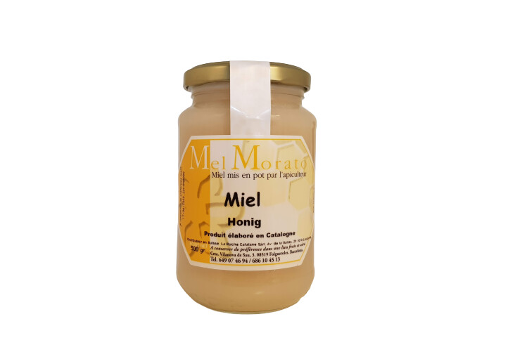 Cold Extracted Honey 500gr