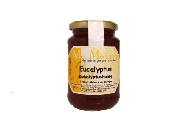 Miel de Eucalyptus 500gr