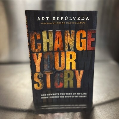 Change Your Story - Book
