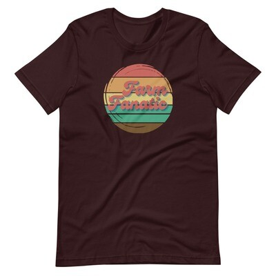Farm Fanatic Short-Sleeve Unisex T-Shirt