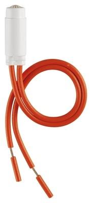 Светодиод для подсветок 110-250V 0,5W красный