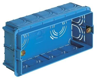 Коробка встраиваемая прямоуг 5 модуля