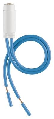 Светодиод для подсветок 110-250V 0,5W голубой