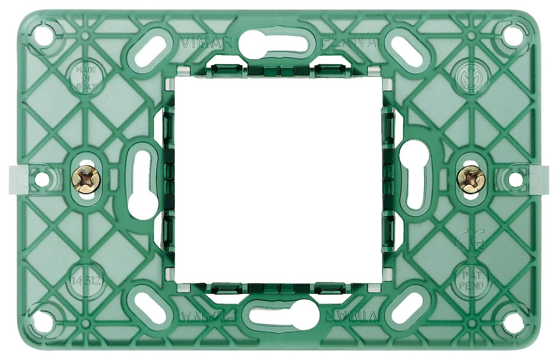 Суппорт для 2 модулей с винтами