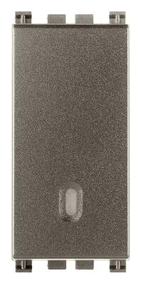 Выключатель 1p 16ax, metal
