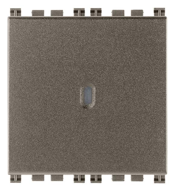 Переключатель с 4-мя контактами ( инвертор ) 1P осевой 16AX 2M, Metal