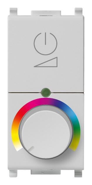 Регулятор RGB 230V, серебро