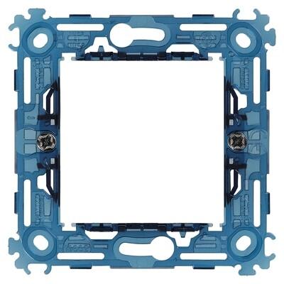Суппорт 2 модуля с защелками 71MM