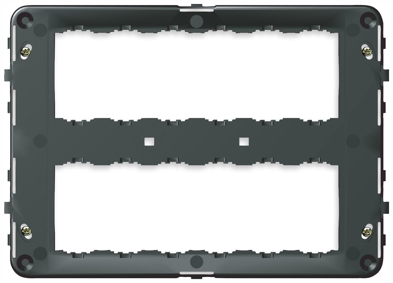 Суппорт для 12 модулей с винтами