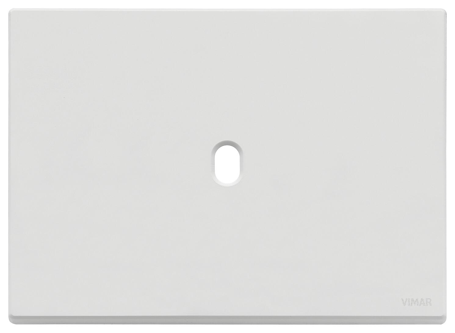 Накладка, 3 мод на 1 выкл., белая матовая