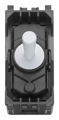 Кнопка-тумблер1PNO10A,белая