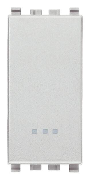 Инвертор 1p 16ax, серебро матовое