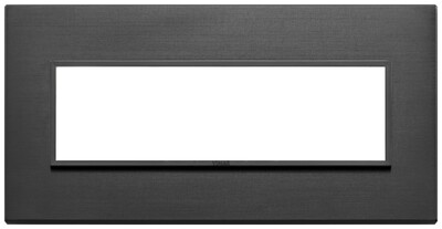 Накладка Evo на 7 модулей, черная полностью
