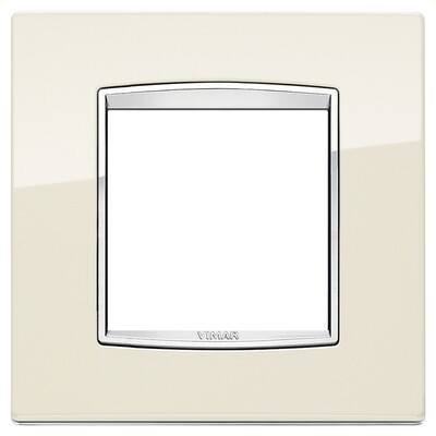 Накладка классика для 2 модуля античная белая