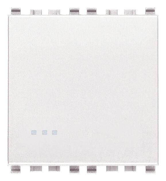 Выключатель 1p 16ax 2m, белый